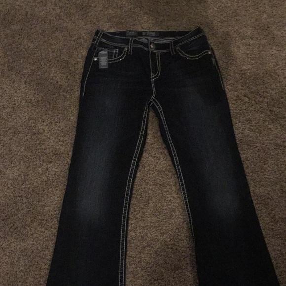0314dbba Silver Jeans Jeans | Nwt Silver Natsuki Flap Boot Leg | Poshmark